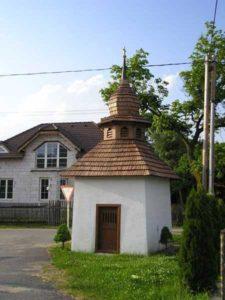 Svařenovská kaplička (po roce 2009)