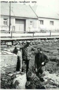 Oprava rybníka (1973)