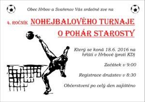 Nohejbalový turnaj (2016)
